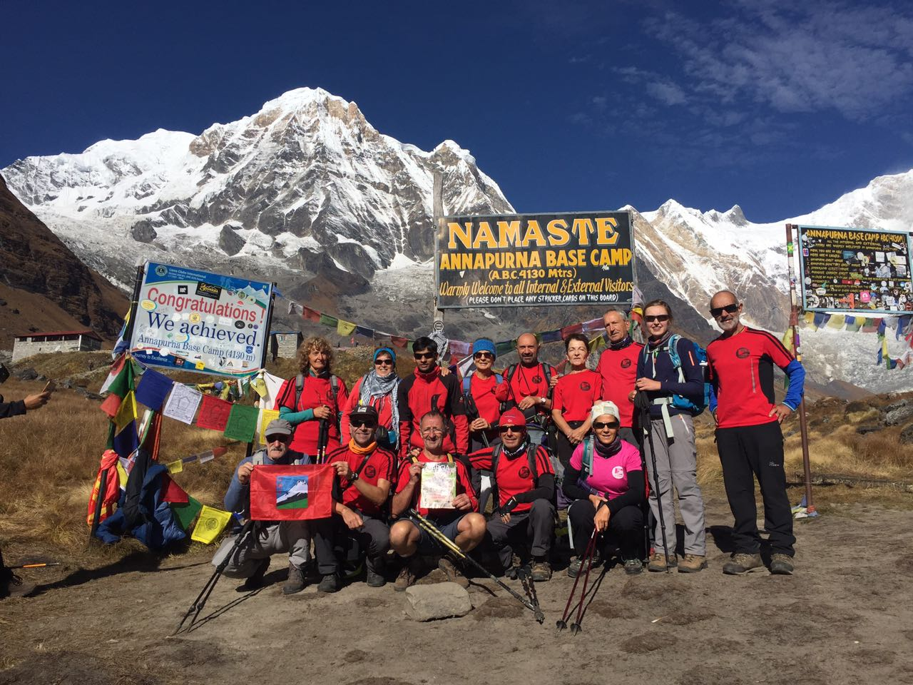 Short Annapurna Base Camp Trek