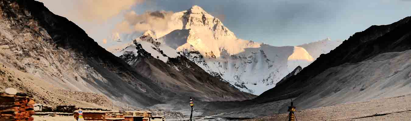 Advance Everest Base Camp Trek via Tibet – 18 days