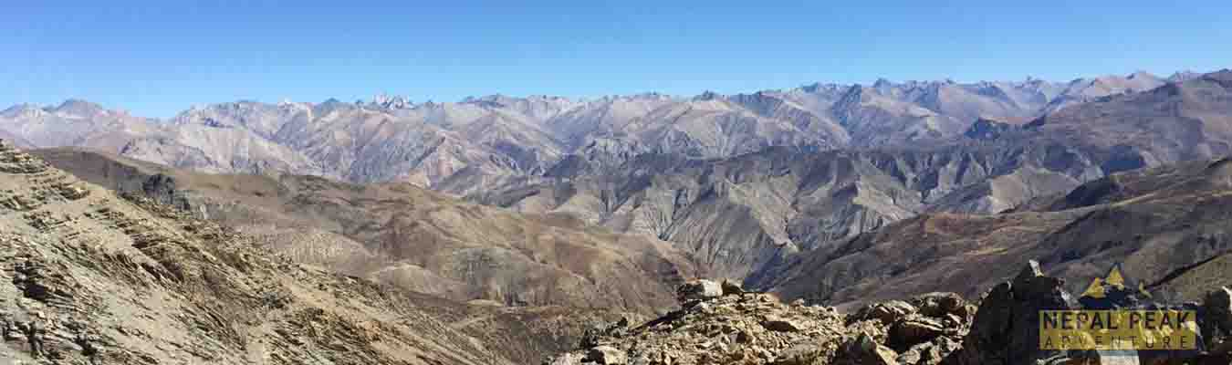 Upper Dolpo Trek – 25 days