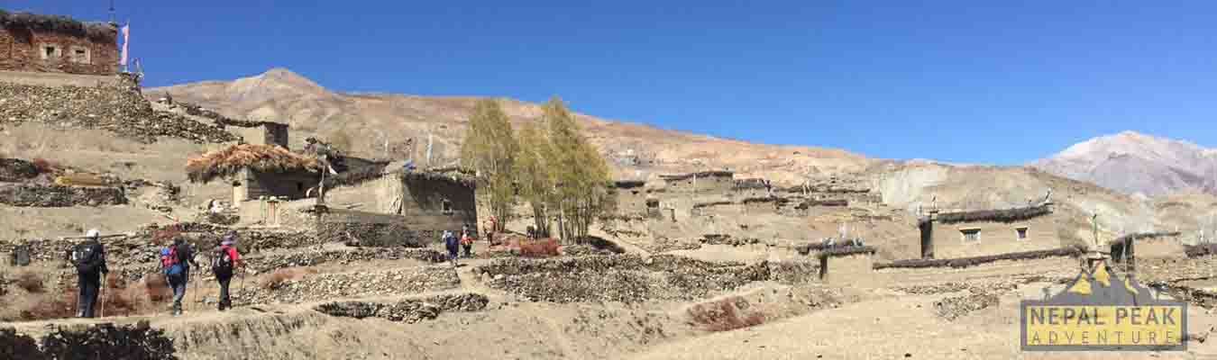 Upper Mustang Trek- 19 Days