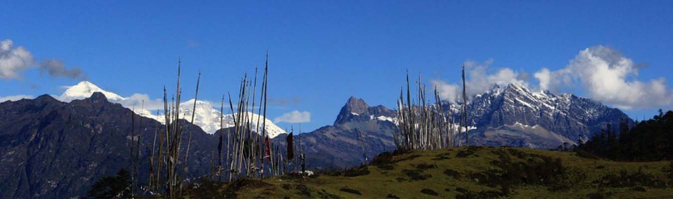 Druk Path Trek- 10 Days