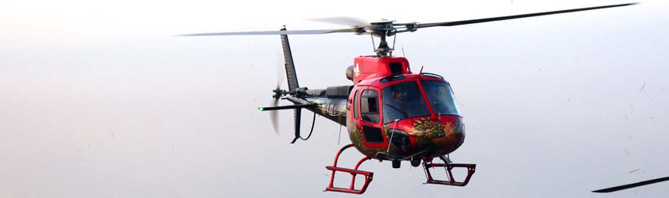 Pokhara Sightseeing Heli Tour