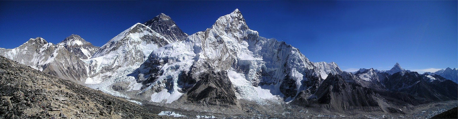 Pikey Peak to Everest Base Camp Trek